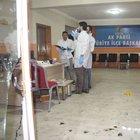 AK Parti Eyyübiye İlçe Başkanlığına bombalı saldırı