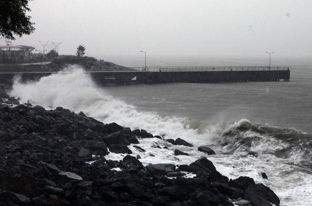Meteoroloji Genel Müdürlüğü, Rize,Artvin,Kuvvetli yağış uyarısı,