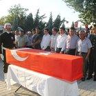 Piyade Uzman Çavuş Ali Akkoç toprağa verildi