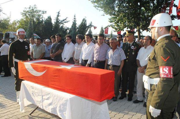 Ali Akkoç, şehit, cenaze