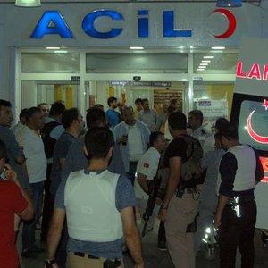 ŞANLIURFA'DAN ACI HABER: 2 POLİS ŞEHİT OLDU!