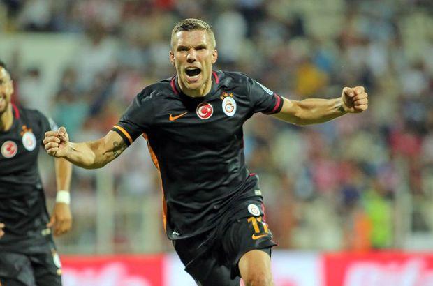 Galatasaray Lukas Podolski