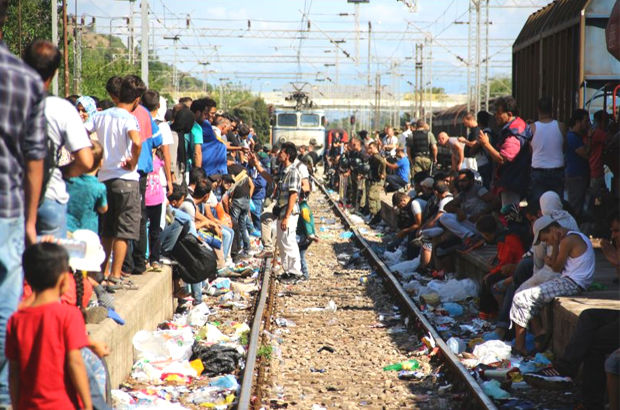 Almanya, Thomas de Maiziere, mülteci, kamp, avrupa