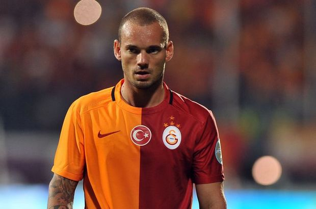 Galatasaray Wesley Sneijder