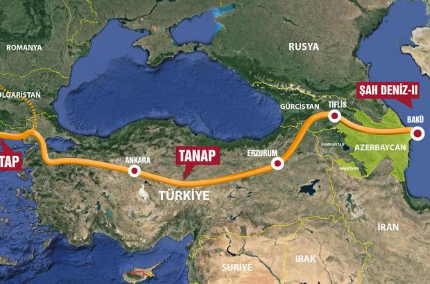 Ekonomi Bakanlığı, yassı çelik, TANAP projesi, Ereğli Demirçelik