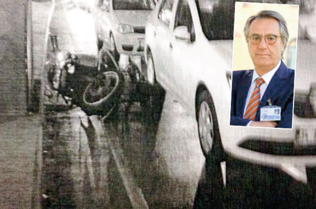 Lape Hastanesi Müdürü Cafer Tayyar Selçuk, geçen yılki kazada hayatını kaybetmişti
