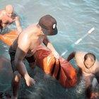 Akdeniz'de tekne battı 200 kişi boğuldu