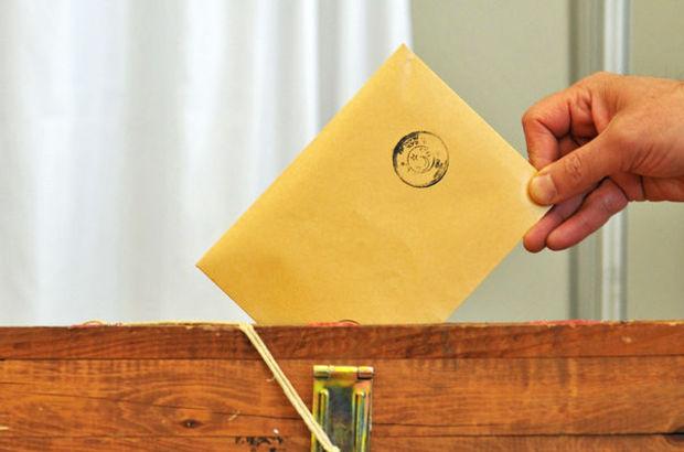 1 Kasım seçimi YSK
