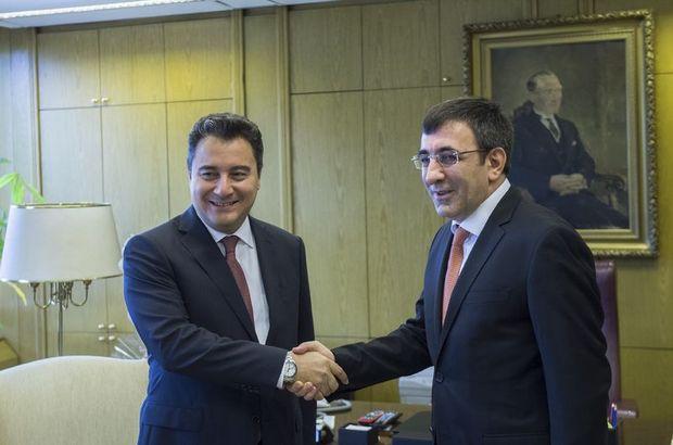 Ali Babacan, Başbakan Yardımcılığı görevini devretti