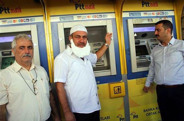 Bursa Heykel PTT ATM, Türk Haber-Sen Şube Başkanı Orhan Avcı, PTT