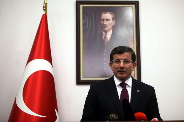 30 Ağustos Zafer Bayramı Başbakan Ahmet Davutoğlu