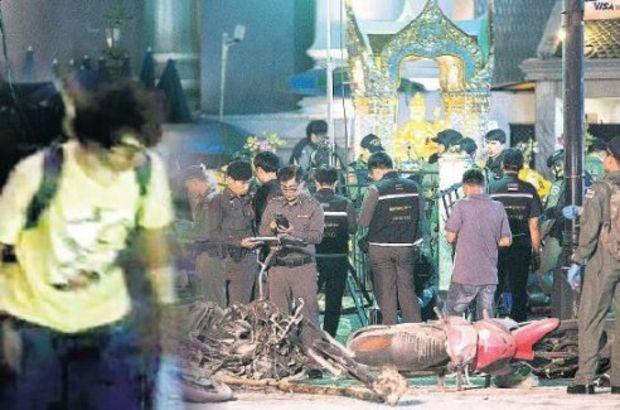 Bangkok'taki bombalı saldırıyla ilgili kişinin Türk pasaportu taşıdığı açıklandı