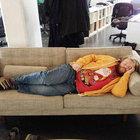 Uyuyan adam fenomen oldu