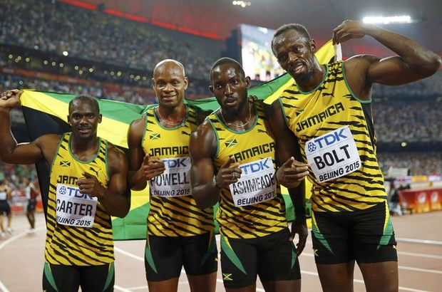Usain Bolt atletizm