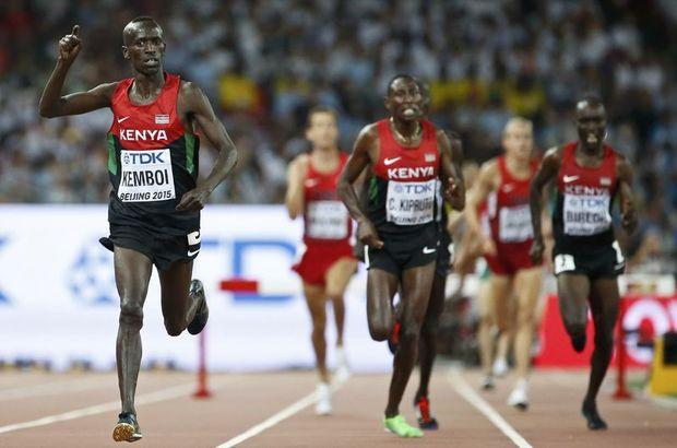 kenya 15. dünya atletizm şampiyonası