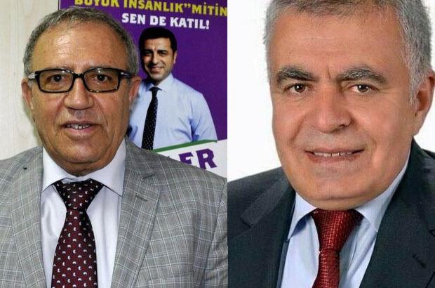 Ali Haydar Konca Müslüm Doğan HDP