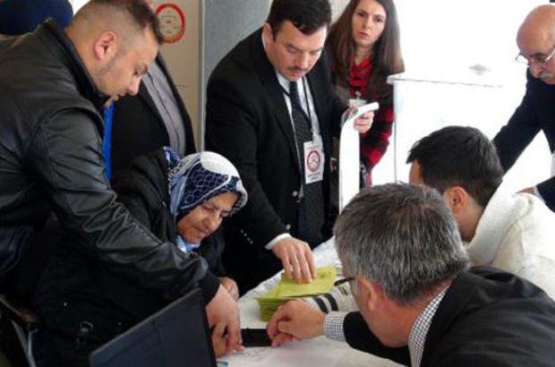 1 Kasım Genel Seçimleri, Yurt dışı temsilciliklerde oy kullanma işlemi