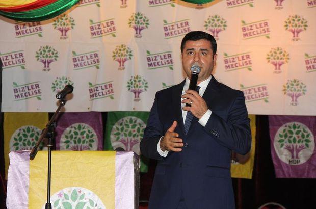 HDP Eş Genel Başkanı Selahattin Demirtaş, Bu bakanlıklar HDP'nin nasıl bir iktidar olacağının sadece küçük bir göstergesi olacak