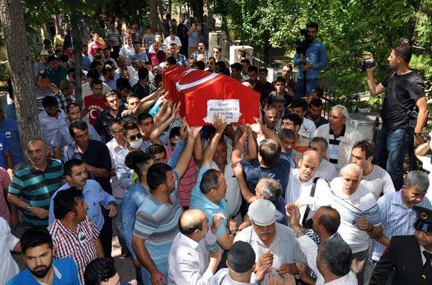 Mustafa Kemal Özata, Hakkari dağlıca'daki çatışmada şehit düşmüştü