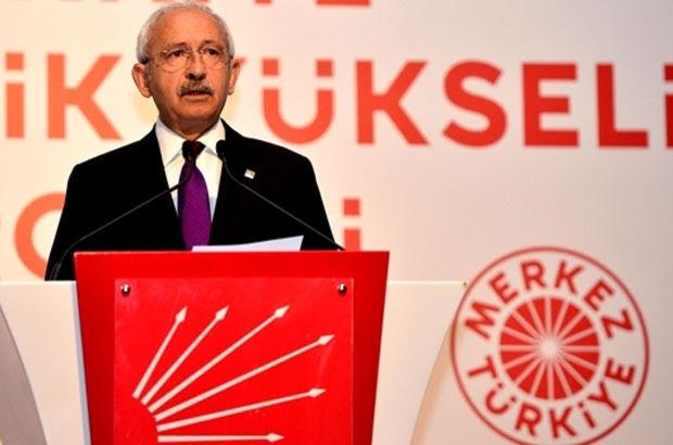 1 Kasım Genel Seçimleri, CHP'nin seçim vaatleri, Merkez Türkiye Projesi
