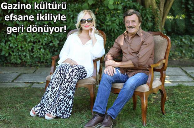 Gazino, Selami Şahin, Emel Sayın