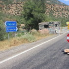 Tunceli Valiliği: O yollar 3 gün kapalı