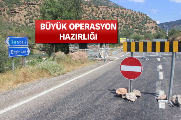 Valilik: O yollar kapatıldı
