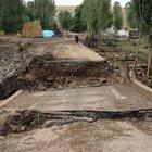 Iğdır'da 3 köye ulaşım sağlayan köprü yıkıldı