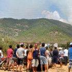 Mersin Anamur'daki orman yangını söndürülemedi