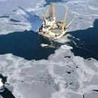 Buzlar eriyince 20 trilyon dolarlık piyango göründü!