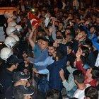 """""""PKK bayrağı açıldı"""" iddiası ilçeyi gerdi"""