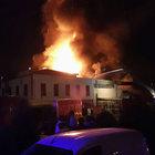 Çorum'da korkutan yangın: 3 kişi hastaneye kaldırıldı
