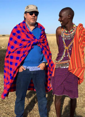 Hitay, Afrika turuna çıktı