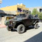 Nusaybin'de askeri araç kaza yaptı: 4 asker yaralı