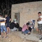 Suriyeli sığınmacıları bağ evinde hapsettiler