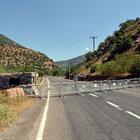 Tunceli'de yollar kapatıldı, operasyon başladı