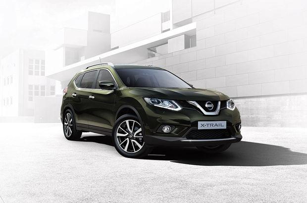 Dışı sizi, içi yolcularını yakan bir SUV: Nissan X-Trail!