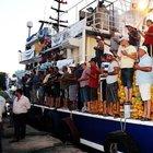 """Beklenen gün geldi! Balıkçılar """"Vira Bismillah"""" dedi"""