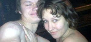 Metroda sevişen çift dünya evine girdi!