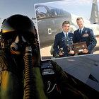 Teğmen Baldan NATO uçuş okulunda 1. oldu