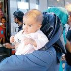 Sığınmacılar trenle ülke ülke dolaştırıldı