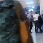 Ankara metrosunda Suriyeli çocuğa darp!