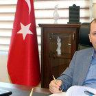 AK Parti Kahramanmaraş İl Başkanı Metin Doğan istifa etti