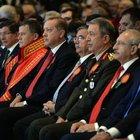 Adli yıl açılış töreni gerçekleştirildi