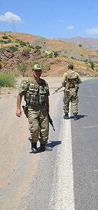 Hakkari'de teröristler Nurettin Toktamış ve oğlunu kaçırdı