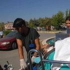 Antalya'da motosiklet kazası