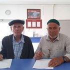 İlyas Ünlü 83 yaşında askerlik başvurusu yaptı