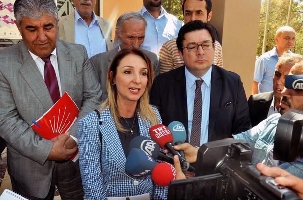 CHP heyeti Mardin'de! 'PYD ile sınır olmamızda...'