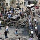 Suriye'de rejimin kalesi Lazkiye'ye bombalı saldırı