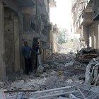 Esad sivilleri hedef aldı